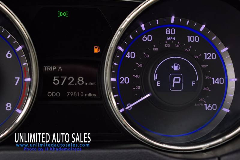 2011 Hyundai Sonata GLS 4dr Sedan - Kansas City MO