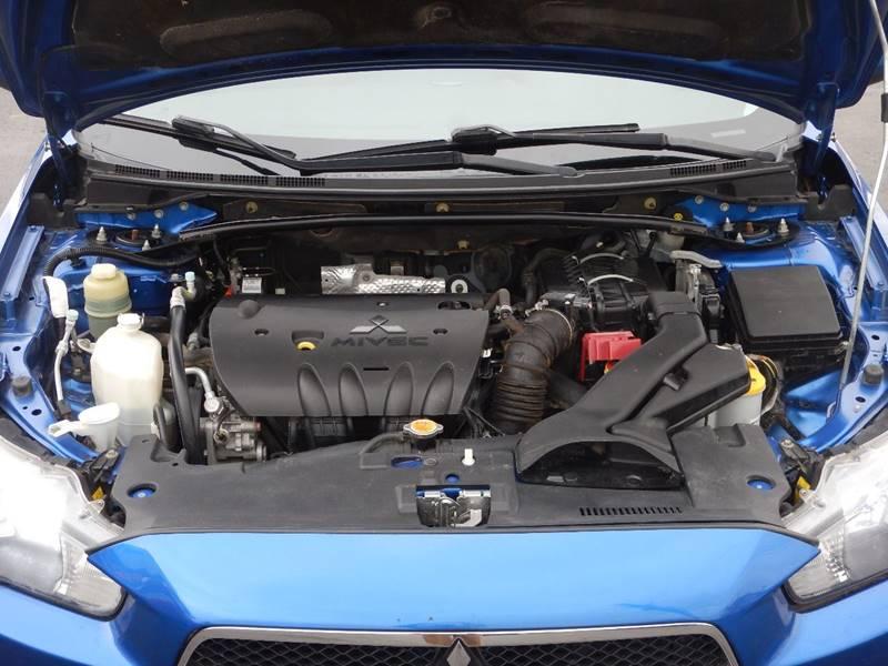 2010 Mitsubishi Lancer Sportback GTS 4dr Hatchback CVT - Kansas City MO