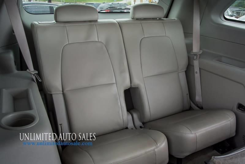 2008 Suzuki XL7 AWD Luxury 4dr SUV 7 Passenger - Kansas City MO