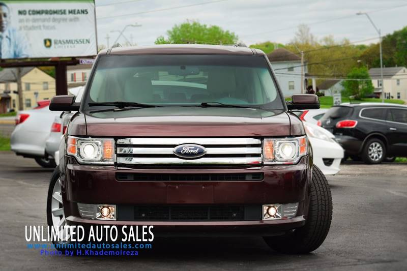 2009 Ford Flex SEL Crossover 4dr - Kansas City MO