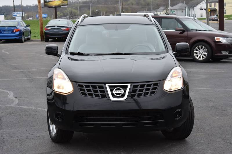 2009 Nissan Rogue AWD S Crossover 4dr - Kansas City MO