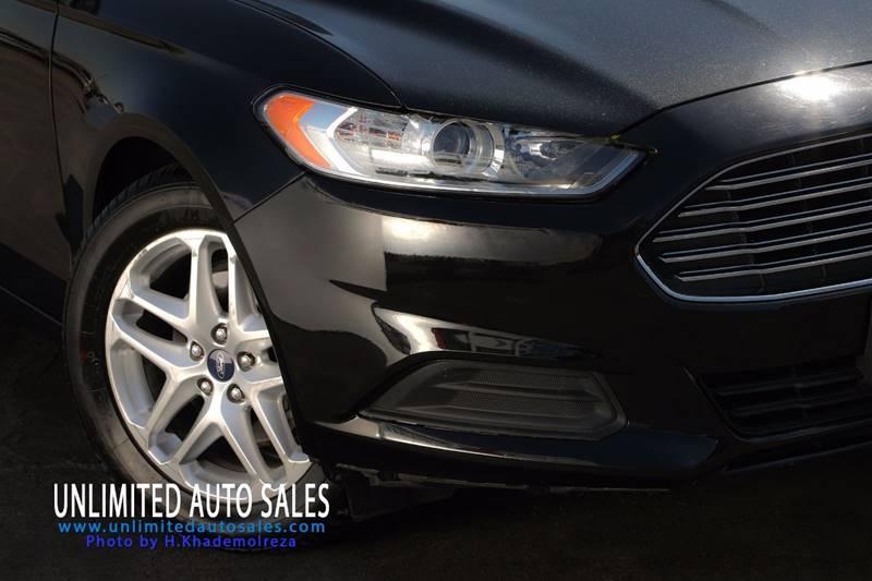 2013 Ford Fusion SE 4dr Sedan - Kansas City MO