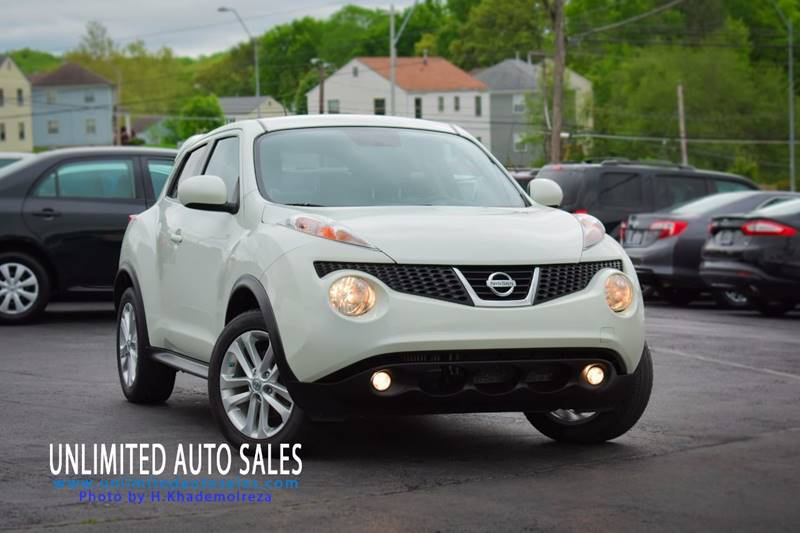 2012 Nissan JUKE AWD SL 4dr Crossover - Kansas City MO