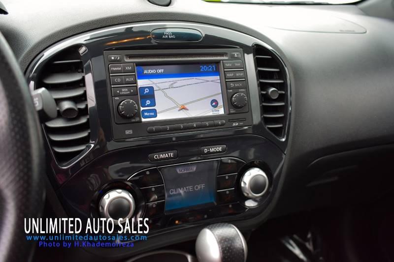 2012 Nissan JUKE AWD SL 4dr Crossover - Kansas City MO