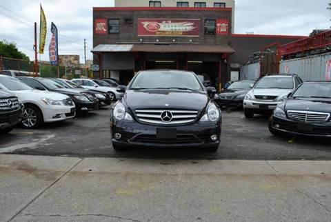 2008 Mercedes-Benz R-Class for sale at TJ AUTO in Brooklyn NY