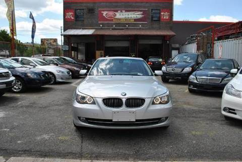 2008 BMW 5 Series for sale at TJ AUTO in Brooklyn NY
