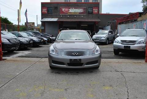 2008 Infiniti G35 for sale at TJ AUTO in Brooklyn NY