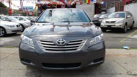 2008 Toyota Camry Hybrid for sale at TJ AUTO in Brooklyn NY