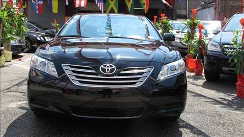 2009 Toyota Camry Hybrid for sale at TJ AUTO in Brooklyn NY
