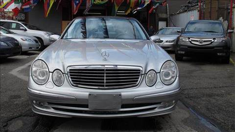 2003 Mercedes-Benz E-Class for sale at TJ AUTO in Brooklyn NY