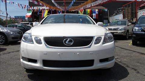 2007 Lexus GS 450h for sale at TJ AUTO in Brooklyn NY
