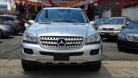 2006 Mercedes-Benz M-Class for sale at TJ AUTO in Brooklyn NY