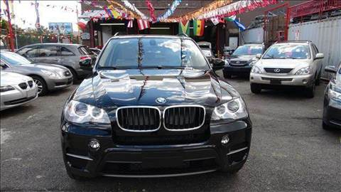 2012 BMW X5 for sale at TJ AUTO in Brooklyn NY