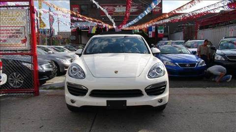 2011 Porsche Cayenne for sale at TJ AUTO in Brooklyn NY