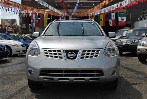 2008 Nissan Rogue for sale at TJ AUTO in Brooklyn NY