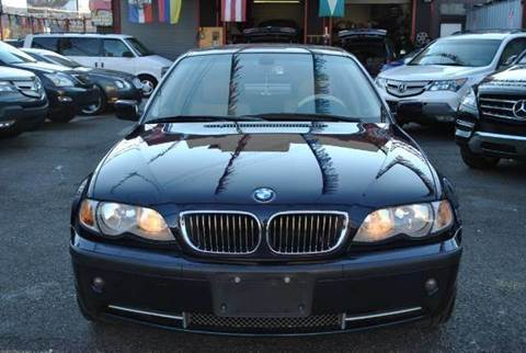 2002 BMW 3 Series for sale at TJ AUTO in Brooklyn NY
