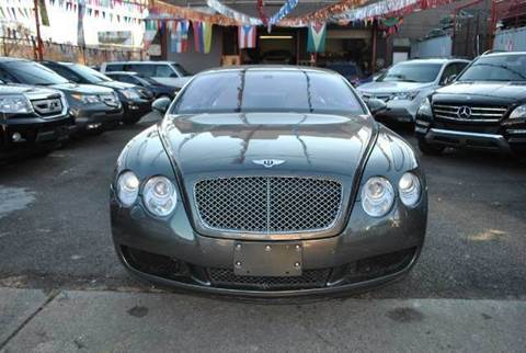 2005 Bentley Continental for sale at TJ AUTO in Brooklyn NY