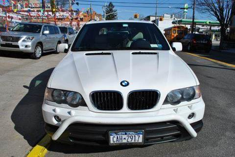 2003 BMW X5 for sale at TJ AUTO in Brooklyn NY