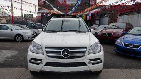 2012 Mercedes-Benz GL-Class for sale at TJ AUTO in Brooklyn NY