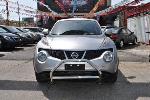 2011 Nissan JUKE for sale at TJ AUTO in Brooklyn NY