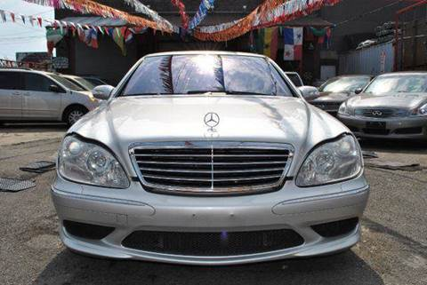 2003 Mercedes-Benz S-Class for sale at TJ AUTO in Brooklyn NY