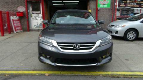 2014 Honda Accord for sale at TJ AUTO in Brooklyn NY
