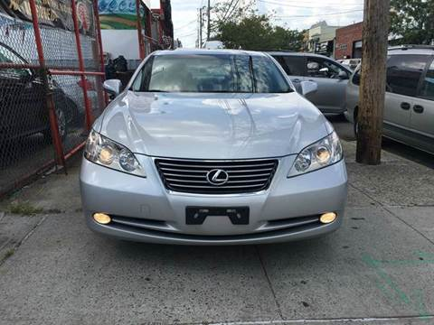 2008 Lexus ES 350 for sale at TJ AUTO in Brooklyn NY