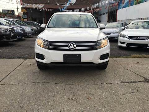 2013 Volkswagen Tiguan for sale at TJ AUTO in Brooklyn NY