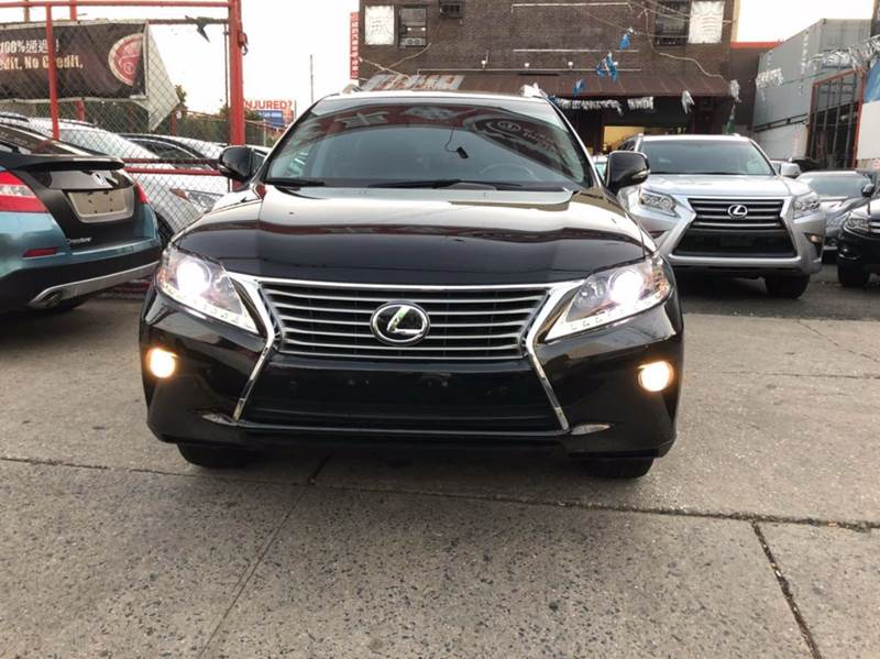 2014 Lexus RX 350 for sale at TJ AUTO in Brooklyn NY