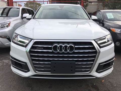 2017 Audi Q7 for sale at TJ AUTO in Brooklyn NY