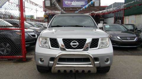 2005 Nissan Pathfinder for sale at TJ AUTO in Brooklyn NY