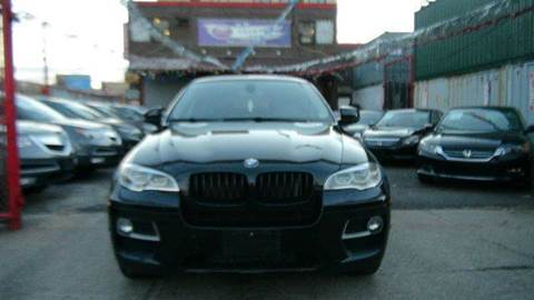 2014 BMW X6 for sale at TJ AUTO in Brooklyn NY