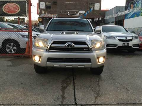 2007 Toyota 4Runner for sale at TJ AUTO in Brooklyn NY