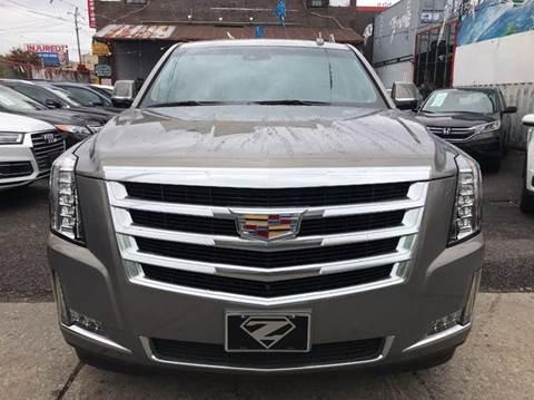 2017 Cadillac Escalade for sale at TJ AUTO in Brooklyn NY