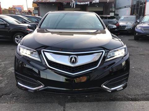 2016 Acura RDX for sale at TJ AUTO in Brooklyn NY