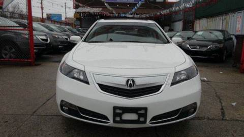 2012 Acura TL for sale at TJ AUTO in Brooklyn NY
