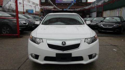 2012 Acura TSX for sale at TJ AUTO in Brooklyn NY