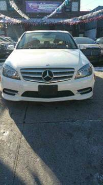 2011 Mercedes-Benz C-Class for sale at TJ AUTO in Brooklyn NY