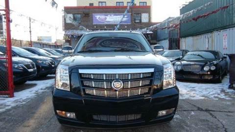 2013 Cadillac Escalade ESV for sale at TJ AUTO in Brooklyn NY