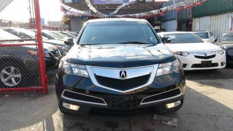 2012 Acura MDX for sale at TJ AUTO in Brooklyn NY