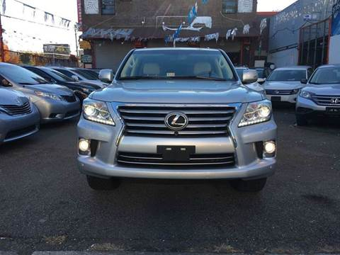 2013 Lexus LX 570 for sale at TJ AUTO in Brooklyn NY