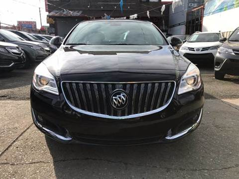 2017 Buick Regal for sale at TJ AUTO in Brooklyn NY