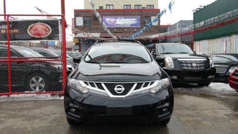 2012 Nissan Murano for sale at TJ AUTO in Brooklyn NY
