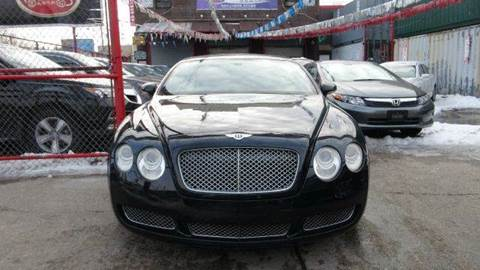 2006 Bentley Continental GT for sale at TJ AUTO in Brooklyn NY
