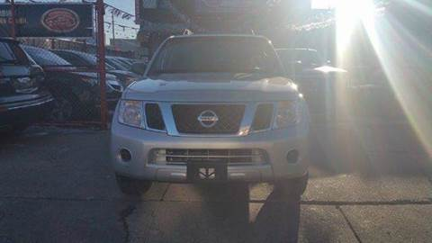 2011 Nissan Pathfinder for sale at TJ AUTO in Brooklyn NY