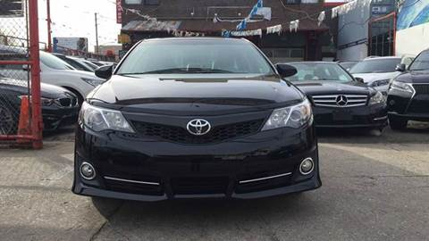 2014 Toyota Camry for sale at TJ AUTO in Brooklyn NY