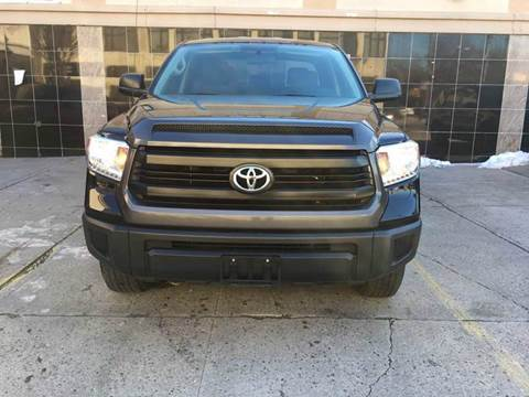 2015 Toyota Tundra for sale at TJ AUTO in Brooklyn NY