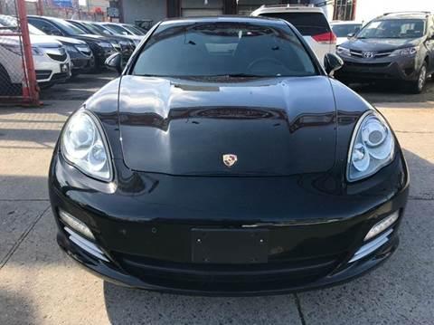 2012 Porsche Panamera for sale at TJ AUTO in Brooklyn NY
