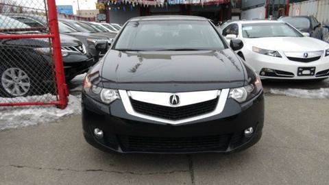 2010 Acura TSX for sale at TJ AUTO in Brooklyn NY