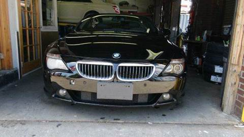 2004 BMW 6 Series for sale at TJ AUTO in Brooklyn NY